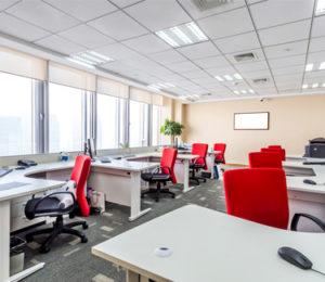 Ofis Temizliği Yapılmış